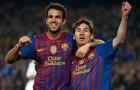Rời Barca, Leo Messi tái hợp với Cesc Fabregas?