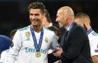 Jorge Mendes muốn đưa Ronaldo trở lại Real Madrid