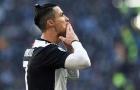 Nhìn lại phong độ của Cristiano Ronaldo tại Juventus