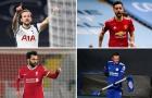 10 'cây săn bàn' hàng đầu tại Premier League 2020-21: Salah, Bruno ở đâu?