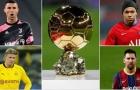 Top 10 ứng cử viên danh hiệu QBV 2021: Bất ngờ Ronaldo, nhạc trưởng Man Utd ở đâu?