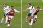 CĐV Arsenal choáng váng với hành động thô lỗ của Harry Kane