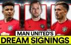 Man Utd ở kỳ chuyển nhượng Hè: 6 đi, 3 đến - 1 cái tên xa lạ
