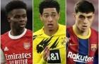 Đội hình U19 khuấy đảo trời Âu: 'Kẻ nắm giữ vận mệnh' Arsenal và bom tấn hụt của Man Utd