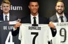 Top 10 chữ ký đắt giá nhất lịch sử Juventus