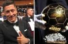 Lewandowski sẽ chấm dứt triều đại của Ronaldo và Messi trong năm nay