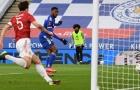 10 thống kê Leicester City 3-1 M.U: Khó tin với Greenwood!