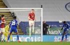 TRỰC TIẾP Leicester 3-1 Man Utd: Trận đấu kết thúc!