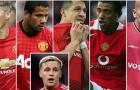 Top 10 chữ ký tệ nhất lịch sử Man United