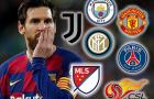 Huyền thoại Barca lên tiếng về khả năng ra đi của Messi
