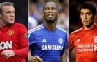 Top 10 chân sút đỉnh nhất lịch sử Premier League: Man Utd - Arsenal chiếm sóng, 'tượng đài' Man City góp mặt