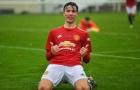 3 'măng non' có thể vươn đến đẳng cấp thế giới của Man Utd