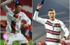 Hơn 10 năm trước, Ronaldo cũng từng ném băng đội trưởng vì mất bàn thắng