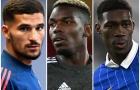 Man Utd đã có 3 phương án 'cực chất' thay thế Paul Pogba