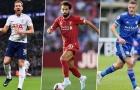 Top 10 ngôi sao tấn công đỉnh nhất EPL mùa này