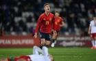 Siêu phẩm xuất hiện, Tây Ban Nha thắng hú vía đối thủ