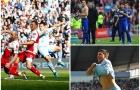 Ngày Aguero dứt điểm nhấn chìm M.U, Man City ra sân với đội hình nào?