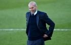 Real đón 2 viện binh, 'người không phổi' trở lại với Zidane