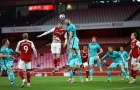 Chấm điểm Arsenal: Vỡ vụn trong hiệp hai