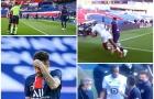 CHOÁNG! Neymar nổi máu 'côn đồ', gây hấn xong đòi đánh đối phương
