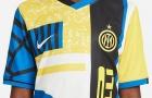 Áo đấu quá sặc sỡ, Inter Milan nguy cơ bị cấm sử dụng