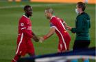 Jurgen Klopp lý giải việc thay Naby Keita quá sớm trong trận gặp Real
