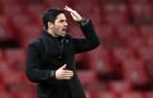 Chỉ trích bủa vây, Arteta gặp nạn lớn ở Arsenal