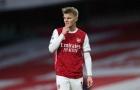 Thay Odegaard, Arsenal nhắm 'Bruno Fernandes mới'