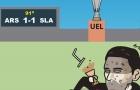 Cười té khói với loạt ảnh chế tứ kết Europa League