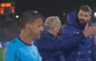 Thua đau, sao Barca điên tiết: 'Để tôi nói, cứ để tôi nói'