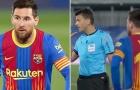 SỐC! Trọng tài trận Real - Barca đáp trả quá gắt, khiến Messi 'quê độ'
