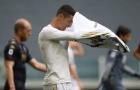 Vì sao Ronaldo ném áo đấu sau chiến thắng của Juve?