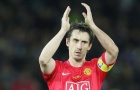 Gary Neville chỉ ra cái tên đang ở 'đẳng cấp khác' tại Man Utd