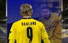 Chiêu mộ Haaland, Man City sẽ có 'quái vật' khủng hơn cả Aguero