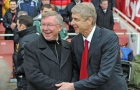 Vượt mặt Sir Alex, 'Giáo sư' Arsenal được bình chọn xuất sắc nhất lịch sử