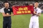 Sao HAGL gửi 1 thông điệp bất ngờ đến bầu Đức sau trận thắng CLB Hà Nội