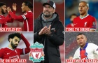 Klopp với 4 bài toán giúp Liverpool lột xác mùa sau
