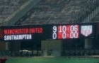 Những chiến thắng đậm đà nhất mọi thời đại của Man Utd