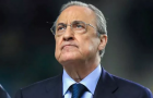 Florentino Perez: 'Làm bóng đá 20 năm, tôi chưa bao giờ thấy những lời đe dọa như thế này'