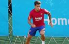 Từ Brazil xa xôi, Coutinho gửi thông điệp đến các CĐV Barcelona