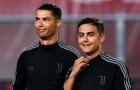 Dybala đăng đàn, tiết lộ cuộc đua với Ronaldo