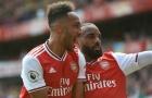 Arsenal xác định 3 mục tiêu thay thế Aubameyang và Lacazette