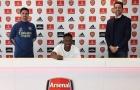 XONG! Arsenal 'trói chân' thành công thần đồng 19 tuổi