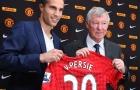 """Nhờ Man City, Man Utd sẽ kích hoạt thương vụ """"Robin van Persie 2.0"""""""