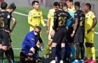 SỐC! Sao Villarreal vào bóng rùng rợn với Messi, trả giá ngay lập tức