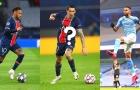 Đội hình kết hợp PSG và Man City: Mũi đinh ba 'nguyên tử' M.M.N