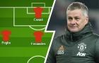 Đội hình Man United đấu Roma: Song sát xuất hiện, cơ hội cho De Beek?