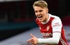 Lo mất Odegaard, Arsenal chốt mua phương án dự phòng 17,5 triệu bảng