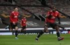 10 thống kê M.U 6-2 Roma: Pogba quá dữ dội; Đáng nể Fernandes!