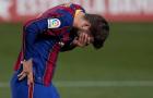 Thảm họa phòng ngự, Barca khuỵu gối trước 'bại tướng' của Man Utd